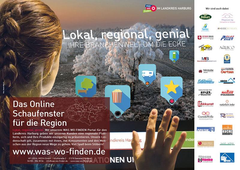 Online Schaufenster Wirtschaftsregion Nordheide