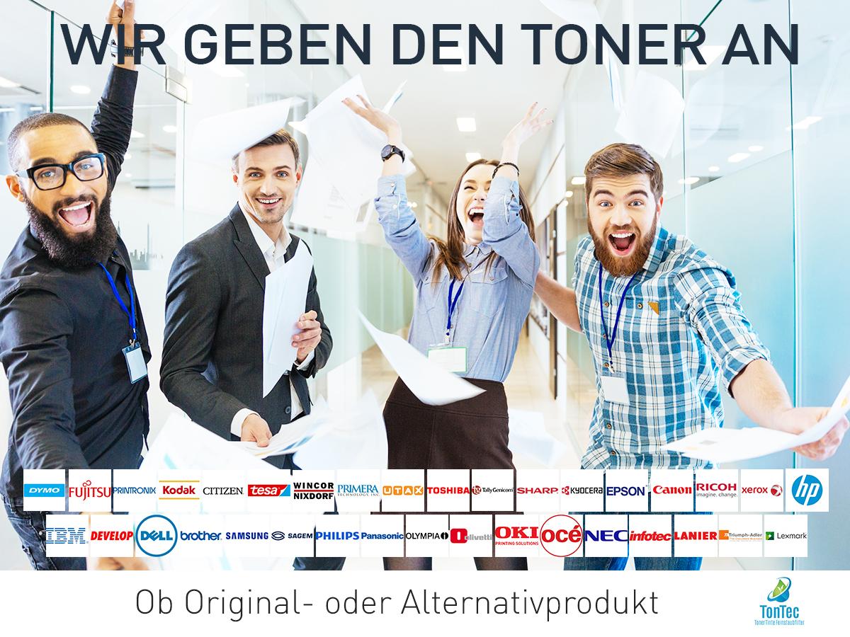 Wir geben den Toner an - TonTec Niedersachsen